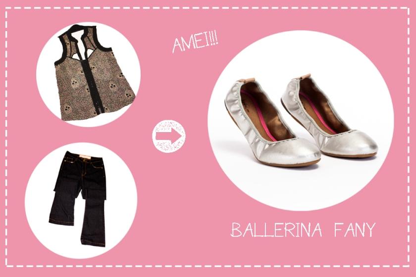 BALLERINA PRATA 1