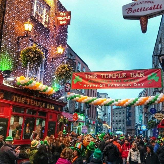 St. Patrick's Day 2015 –Dublin