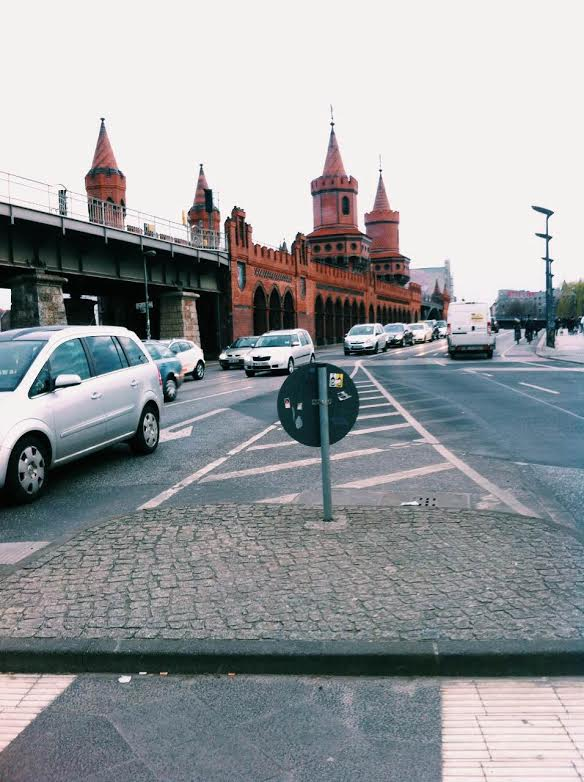 ponte e carros
