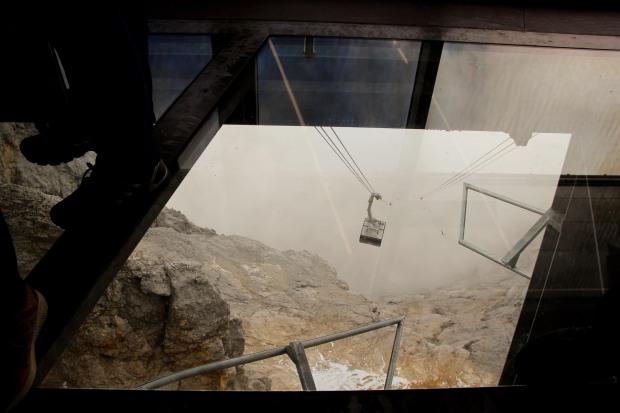 Teleferico Zugspitze