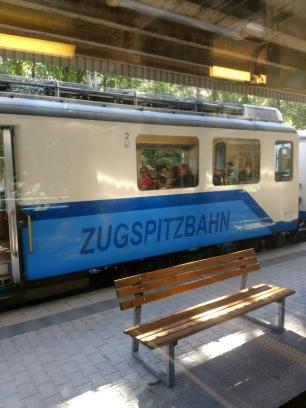 Fazemos uma rápida troca de trem