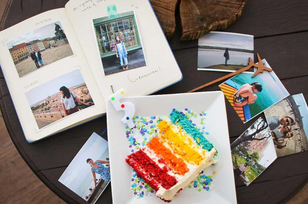 bolo, colorido, viagens, 5, anos, aniversário, blog, coamotta
