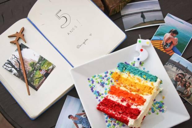 bolo, aniversário, 5, anos, blog, coamotta