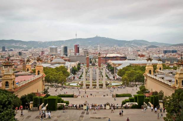 Montjuic-Barcelona-Coamotta
